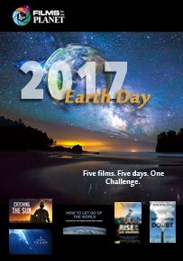 Earth Week 2017 Streaming Documentary Series