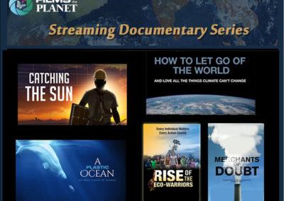 Earth Week Streaming Documentary Series